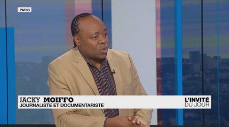 """Jacky Moiffo : """"Ils ont vendu mon frère"""", migrant du Cameroun"""