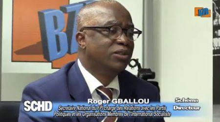 SCHD: Le Nouveau Paysage Politique en France et Relations France/Afrique - Mr Roger GBALLOU