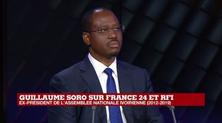 EXCLUSIF - Entretien avec Guillaume Soro, candidat à la Présidentielle ivoirienne