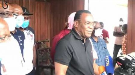 Affi N'Guessan - Nous considérons qu'il n y a pas eu d'élection en Côte d'Ivoire