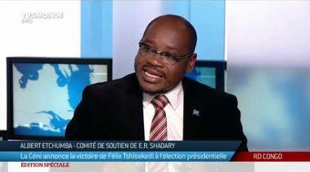 Présidentielle RDC - Réactions à l'annonce des résultats provisoires : F. Tshisekedi élu président