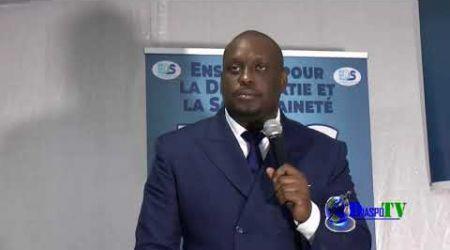 Intervention de Stéphane KIPRE Pdt de l'UNG à la rencontre EDS avec la diaspora ivoirienne le 23 jui