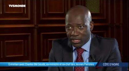 Charles Blé Goudé parle de Laurent Gbagbo