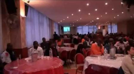 Ambiance à Paris/ Can 2013 CI vs Nigeria.1/4 de Final