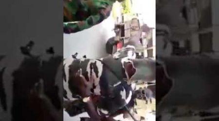 Yako Côte d'Ivoire--LES MILITAIRES ANNONCENT UNE RIPOSTE SI LES ATTAQUES NE CESSENT PAS.