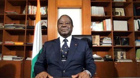 "Henri Konan Bédié : ""Un 3e mandat de Ouattara serait illégal"" selon la Constitution ivoirienne"