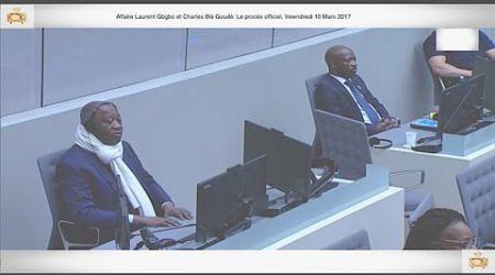 (1ÈRE PARTIE) PROCÈS: Gbagbo et Blé Goudé: 10 Mars 2017, Kassaraté Tiapeu Édouard