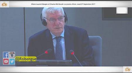 (1ÈRE PARTIE) PROCÈS: Gbagbo et Blé Goudé: 11 Septembre 2017, Clark