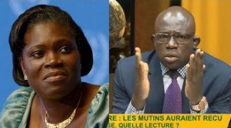 Les VRAIES RAISONS de la liberation de Simone GBAGBO par Banda KANI - Cote D'Ivoire