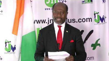 CÔTE D'IVOIRE: CHRISTIAN VABE PRÉSENTE SES VŒUX AUX IVOIRIENS ( JMTV+)
