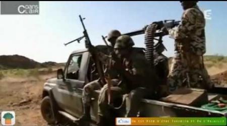 Ne Riez Pas -  Entrainement de l'armée Malienne