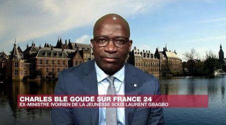 """Charles Blé Goudé : """"Je tends la main à Alassane Ouattara"""""""