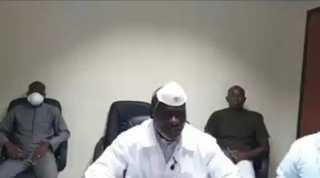 URGENT/ COVID19 CÔTE D'IVOIRE: LES AGENTS DE SANTÉ ANNONCENT UN ARRÊT DE TRAVAIL DANS 72H !