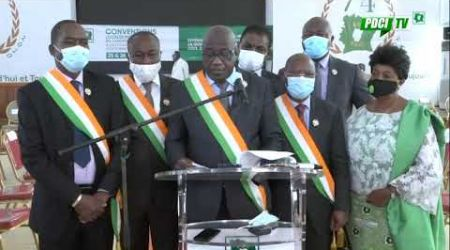 PDCI-RDA : Actualité Nationale, velléité d'un 3ème mandat