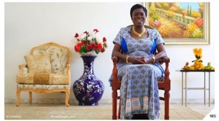 MESSAGE DE MADAME SIMONE EHIVET GBAGBO A L'OCCASION DE LA JOURNÉE INTERNATIONALE DES FEMMES