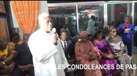 Décès Aboudramane Sangaré/Présentation des condoléances : Affi et sa délégation rabroués