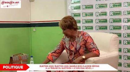 Élection 2020- Danièle Boni-Claverie répond à la tribune du quotidien «Le Nouveau Réveil»