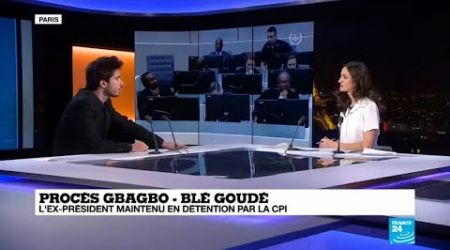 La CPI s'enlise dans le dossier Gbagbo-Blé Goudé