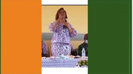 Odette Lorougnon « C'est un pouvoir de Dealers à la tête de la Côte d'Ivoire... »