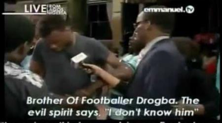 INCROYABLE : DELIVRANCE DU FRERE DROGBA (Freddy Drogba)
