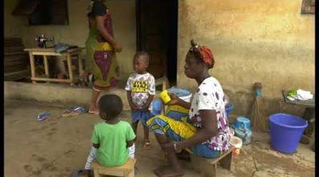 Plusieurs sinistrés à Agboville après une montée des eaux du fleuve Agbo.
