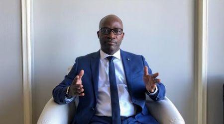 CPI: Charles Blé Goudé  s'adresse aux Ivoiriens, après la décision de la CPI