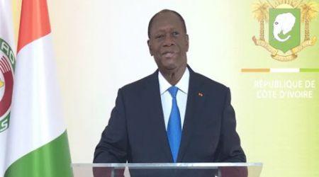 Côte d'Ivoire : Message à la nation du président Alassane Ouattara (An 56)