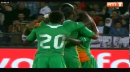 Football/Amical Côte d'Ivoire -Égypte: Les Éléphants battent les Pharaons à Abu Dhabi (4-2)