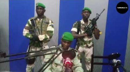 Gabon: Tentative de coup d'Etat militaire ! Fin des Bongo ?