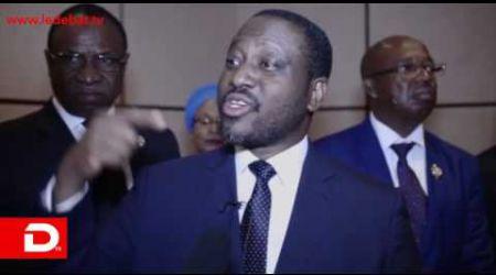 """Dans l'actualité /Soro et le temps du grand pardon à Gbagbo, ADO et Bédié"""""""