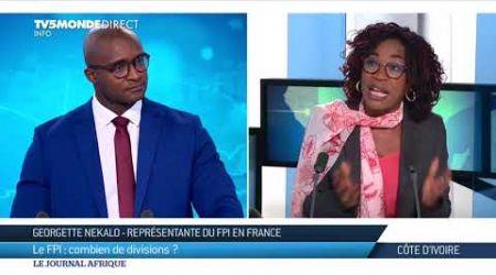 """Côte d'Ivoire : Gbagbo candidat, """"par tous les moyens légaux"""""""