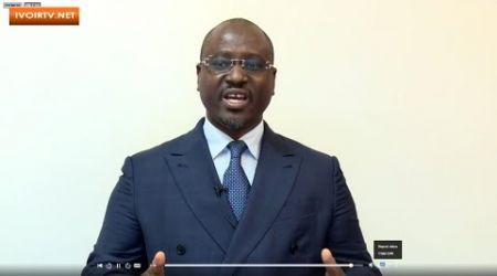 Lutte contre le Coronavirus: M. Guillaume Kigbafori SORO s'adresse à la nation