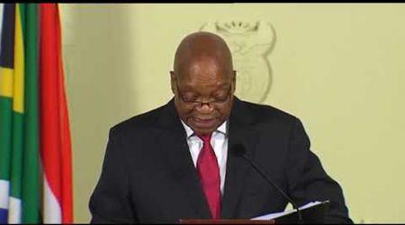 BREAKING NEWS: Zuma resigns