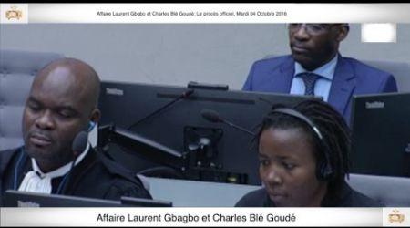 (1ère Partie) PROCÈS: Gbagbo et Blé Goudé: 04 Octobre 2016