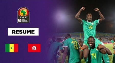 CAN 2019 : Le Sénégal souffle, la Tunisie enrage