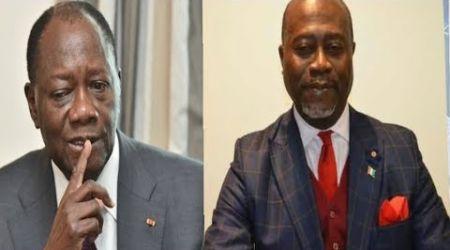Christian Vabé à Ouattara: « Monsieur le Président, cette unité doit être dissoute »