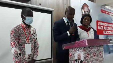 URGENT:Le président Laurent Gbagbo a été désigné candidat unique de l'Union des Nouvelles Génération