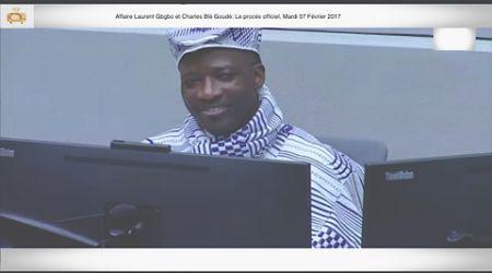 (2ÈME PARTIE) PROCÈS: Gbagbo et Blé Goudé: 07 Février 2017, Ouédraogo Salifou
