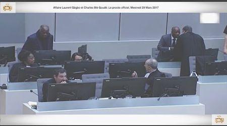 (1ÈRE PARTIE) PROCÈS: Gbagbo et Blé Goudé: 29 Mars 2017, Guiai Bi point