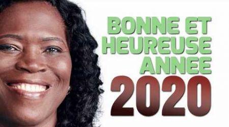 VŒUX DE MADAME SIMONE EHIVET GBAGBO POUR L'ANNEE 2020