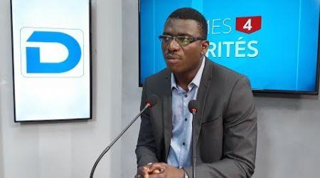 "Mes 4 Vérités/Me Rodrigue DADJE, avocat de Simone GBAGBO : ""Que la CPI respecte nos pays"""