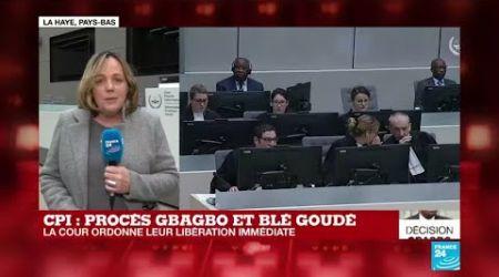 """Laurent Gbagbo acquitté CPI : """"C'est un acquittement à la majorité"""