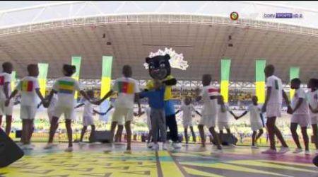 Coupe d'Afrique des Nations 2017 : Cérémonie d'ouverture complète