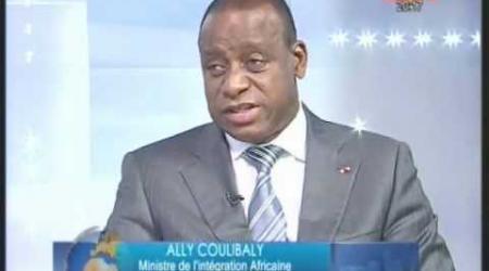 Le ministre Aly Coulibaly, ministre de l'intégration évoque l'évolution de la situation au Mali