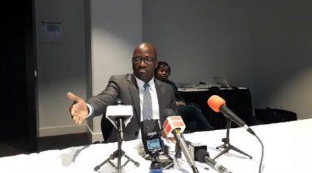 Politique/Côte d'ivoire: Charles Blé Goudé échange avec les journalistes Ivoiriens de France.