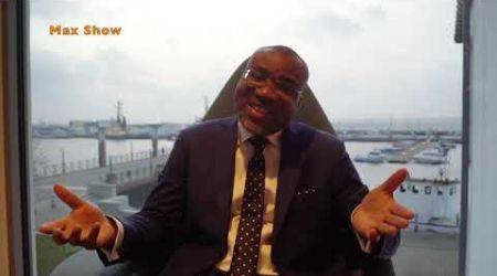 2020, rien n'autorise Ouattara á se représenter. Crise au FPI, c'est ridicule. Boga Sako Clair.
