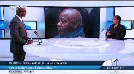 """Condamnation de Laurent Gbagbo : """"C'est une arlésienne"""""""