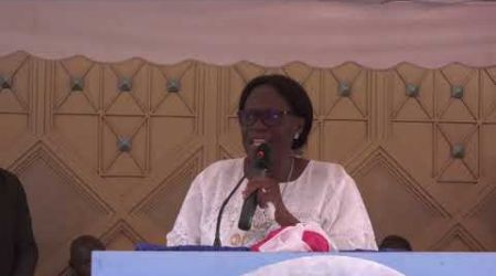 FPI - HOMMAGE AU PRESIDENT SANGARE : MADAME SIMONE EHIVET GBAGBO APPELLE A POURSUIVRE SON COMBAT