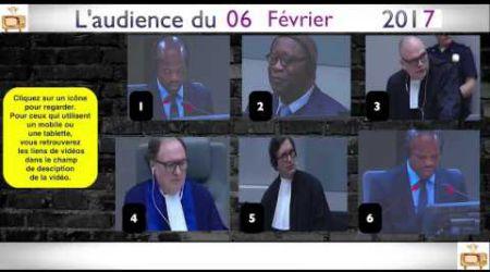 Gbagbo et Blé Goudé: Toutes LES VIDÉOS du 06 Février 2017