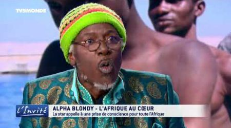Alpha BLONDY dénonce le scandale de l'esclavagisme en Afrique